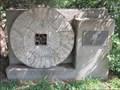 Image for Otto Johnson Memorial Millstone - Lindsborg, KS