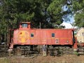 Image for Santa Fe Caboose #999455