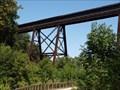 Image for AC&Y bridge over Ohio & Erie Canal - Akron, Ohio