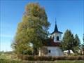 Image for kaple sv. Rocha, Nové Veselí, Czech republic