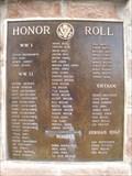 Image for Honor Roll - Fayette, UT