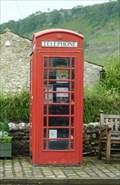 Image for K9 Phone Box, Middle Lane, Kettlewell, N Yorks, UK