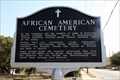 Image for African American Cemetery - Sullivan's Island, SC.