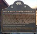 Image for First Manufacturing Site of the Pelton Wheel