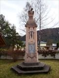 Image for Kriegerdenkmal WK I+II Obsteig, Tirol, Austria