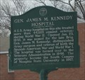 Image for The James M. Kennedy Hospital -- Memphis TN