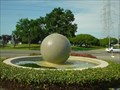 Image for Pacific Commons Ball Fountain, Fremont California