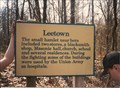 Image for Leetown - Pea Ridge National Battlefield, Garfield, AR