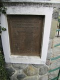 Image for Arrowtown Pool World War I Memorial Plaque - Arrowtown, New Zealand