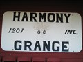Image for Harmony Grange #1201 - Clearfield County, Pennsylvania