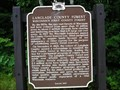 Image for Langlade County Forest - Wisconsin's First County Forest