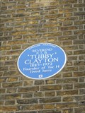 Image for Reverend PTB 'Tubby' Clayton - Cooper's Row, London, UK
