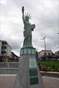 Image for Statue of Liberty - Alki, Washington