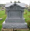 Image for Hopkins - Sharon Center Cemetery - Sharon Center, Ohio
