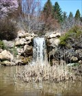 Image for Waterfall on Red Butte Creek - Salt Lake City, Utah USA