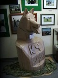 Image for San Diego's Sheriff's K-9 statue  -  San Diego, California