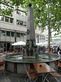 Image for Postplatzbrunnen - Stuttgart, Germany, BW