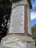 Image for Arrowtown War Memorial - Arrowtown, New Zealand