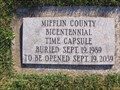 Image for Mifflin County Bicentennial Time Capsule