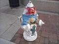 Image for Desert Scene Hydrant - Glendale AZ