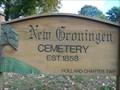 Image for New Groningen Cemetery / Groningen