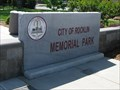 Image for Memorial Park - Rocklin, CA