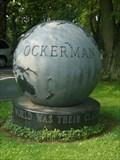 Image for The World Was Their Classroom - Ockerman grave - Lexington, KY