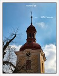 Image for TB 1517-30 Libán, kostel, CZ