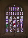 Image for Stained glass window - Christ Church, Geelong, Victoria, Australia