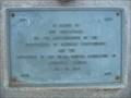 Image for Centennial Flagpole - Liebenthal, KS