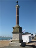 Image for Indian Mutiny - HMS Chesapeake Memorial - Clarence Esplanade, Southsea, Portsmouth, Hampshire, UK