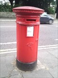 Image for A Victorian Post Box, Lexden Road, Colchester.