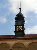 Image for Chateau Clock - Litomysl, Czech Republic