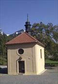 Image for Kaple Sv. Jana Nepomuckého / Chapel of St. John of Nepomuk - Radlice, Prague, CZ