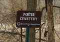 Image for Porter Cemetery