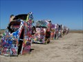 Image for Route 66 - Rolling Stones - (Cadillac Ranch) - Amarillo, TX