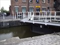 Image for Lock Gates, Gloucester Docks UK