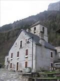 Image for Chemins de Saint-Jacques-de-Compostelle en France - église paroissiale Saint-Jean-Baptiste, Gavarnie (Haute Pyrénées) ID=868-057