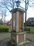 Image for fountain in Haarzuilens - The Netherlands