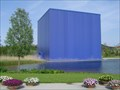 Image for The Blue Cube,  Universe Science park - Denmark