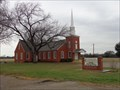 Image for Chambersville United Methodist Church - Chambersville, TX
