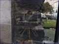 Image for Cut Bench Mark - Torrington Place, London, UK