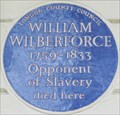 Image for William Wilberforce - Cadogan Place, London, UK
