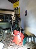 Image for Gasoline pump - Musée Maurice Dufresne - Azay-le-Rideau, France