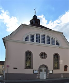 former french-reformed church