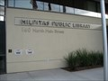 Image for Milpitas Public Library - Milpitas, CA