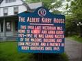 Image for Albert Kirby House - Medford Twp., NJ
