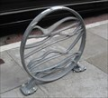 Image for  City Hall abstract bike tenders - San Francisco, CA