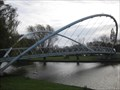 Image for The Butterfly Bridge - The Embankment, Bedford, UK
