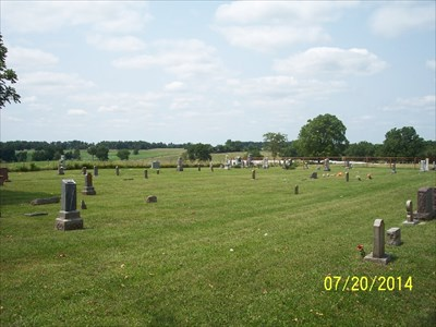 Clay Hill Cemetery, by MountainWoods